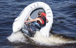 Лодка ПВХ нднд ARL360 Badger в Новосибирске