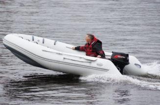 Лодка ПВХ нднд ARL420 Badger в Новосибирске