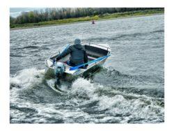 Wyatboat-390M в Новосибирске