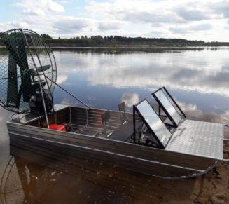 Wyatboat-390 в Новосибирске