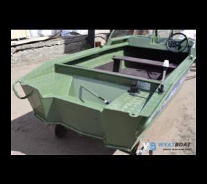 Wyatboat-390 Pro в Новосибирске