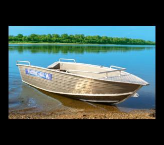 Wyatboat-430 в Новосибирске