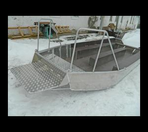 Wyatboat-600 в Новосибирске