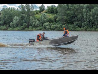 Моторно-гребная лодка ORIONBOAT 38Р в Новосибирске