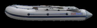 Надувная ПВХ лодка PM 350 Air, моторно-гребная, килевая в Новосибирске