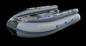 Надувная ПВХ лодка PM 350 Air FB, моторно-гребная, килевая в Новосибирске