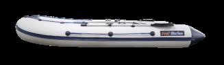 Надувная ПВХ лодка PM 370 Air, моторно-гребная, килевая в Новосибирске
