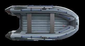 Надувная ПВХ лодка РМ 390 Air FB, моторная-гребная, килевая в Новосибирске