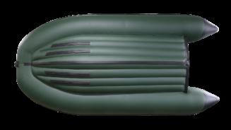 Надувная ПВХ лодка РМ 400 Air, моторная-гребная, килевая в Новосибирске