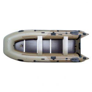 Лодка ПВХ Fishing Line 390 PW12 Badger в Новосибирске