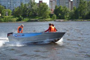 Лодка Рейд 420 S в Новосибирске