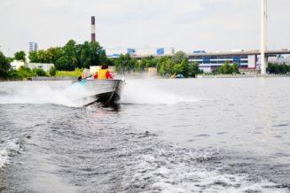 Лодка Рейд 420 в Новосибирске