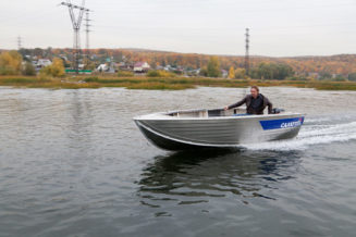 Салют Classic 430 (Румпельный) в Новосибирске