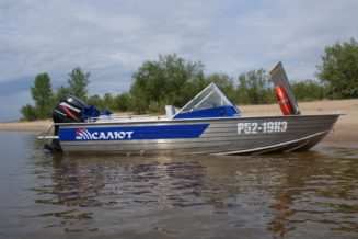 Салют-Classic 480 в Новосибирске