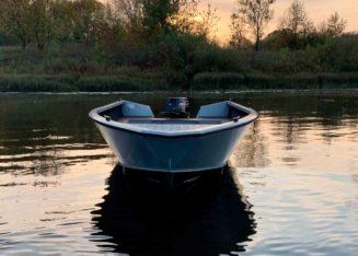 Windboat-4.2 Evo в Новосибирске
