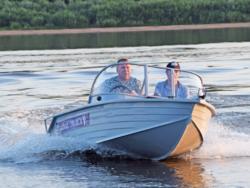 Wyatboat-390DCM в Новосибирске