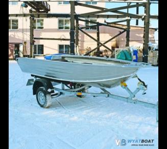Wyatboat-390P в Новосибирске